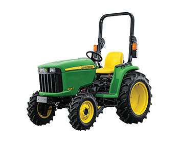 Compact Utility Tractors